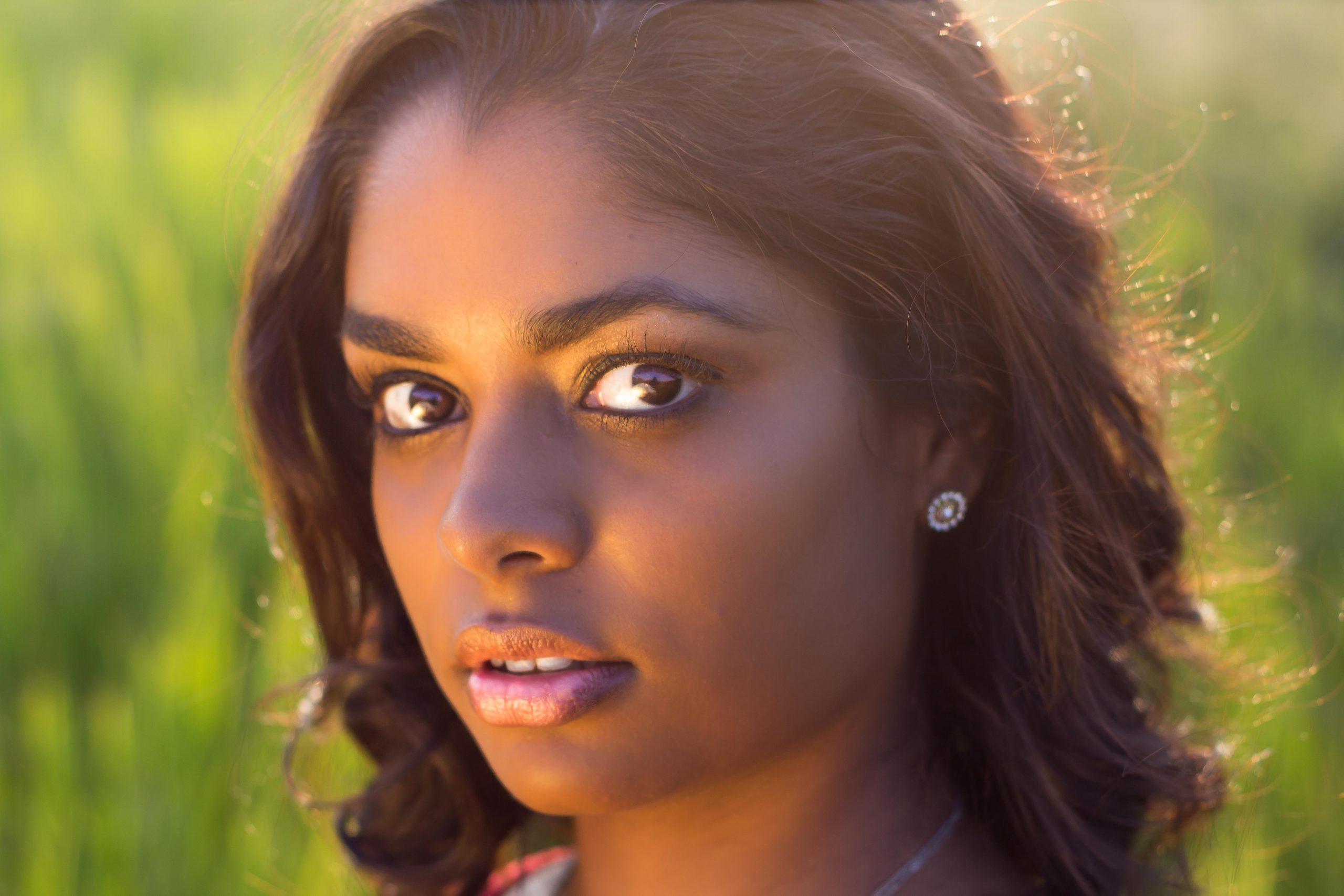 maldivian woman