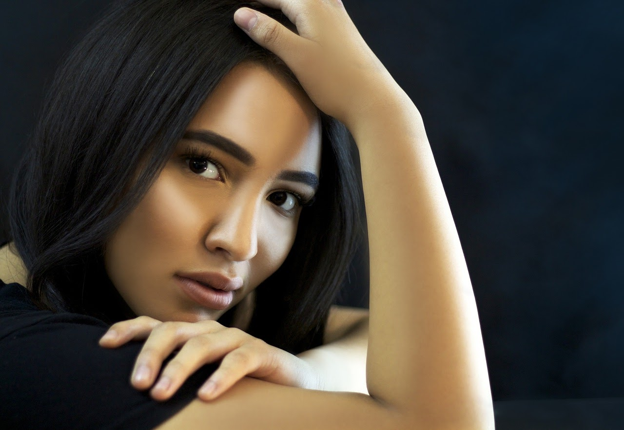 Sri Lankan pretty girl