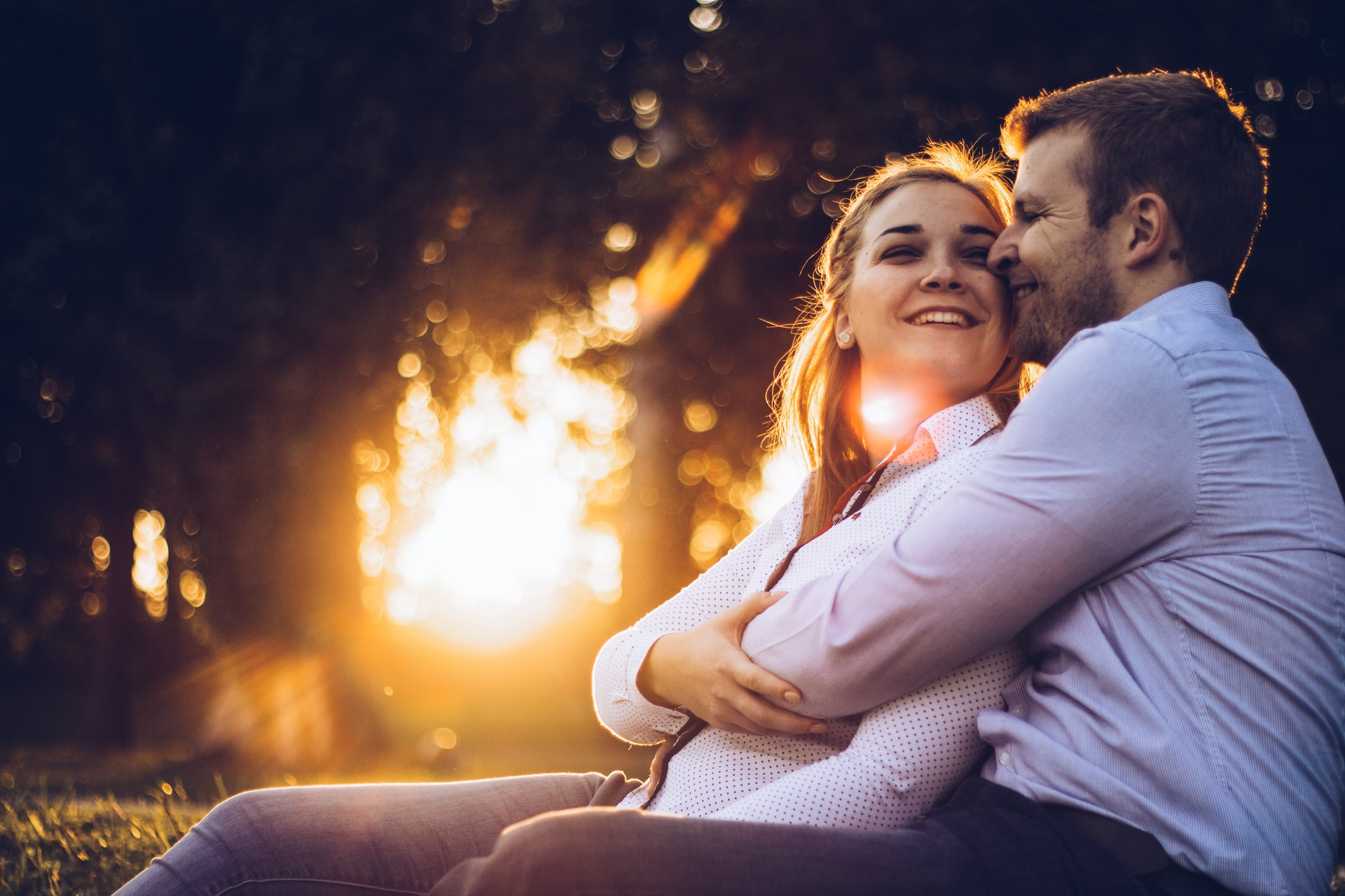 smiling couple копія