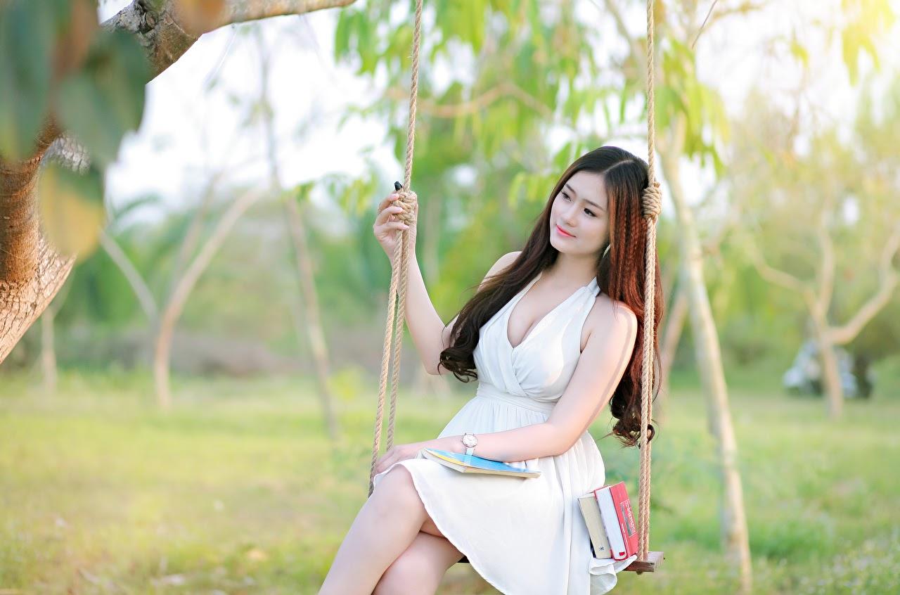 Tender Thai Woman
